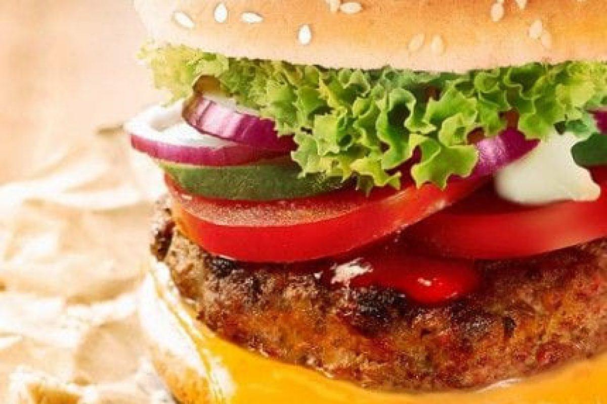 Burger μοσχαρίσιο.